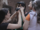 city play camera crew